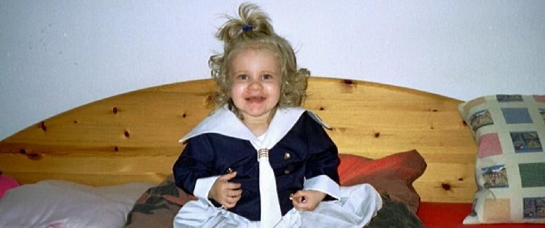 Das kleine Mädchen Amelie